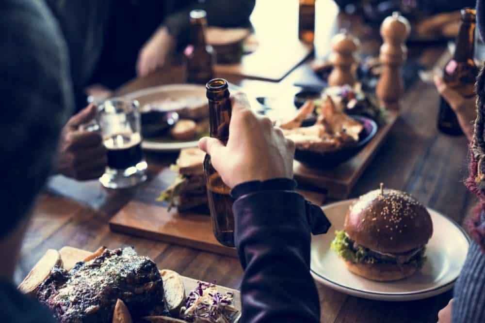 Menu & Food - Legends Sports Bar & Grill